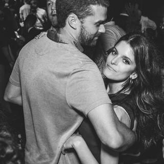 Dancing at Stratus Lounge 2018