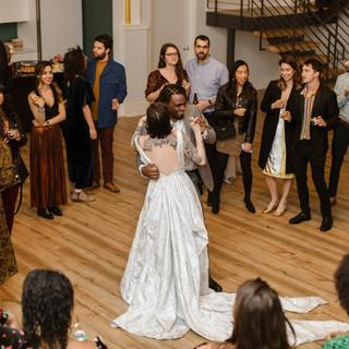 Wedding at The Deacon