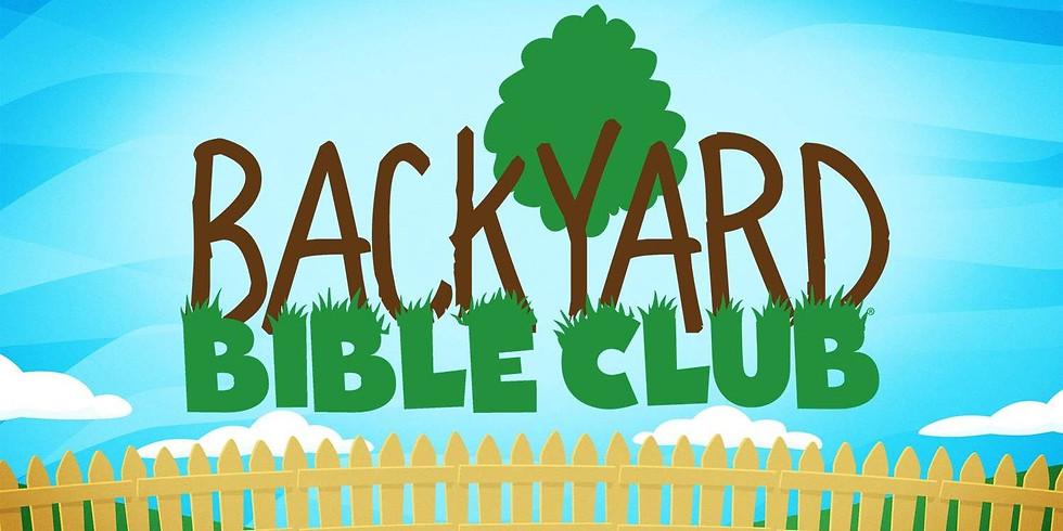 Backyard Bible Club - Clyde Hill