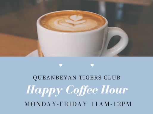 Happy Coffee ☕️ Hour