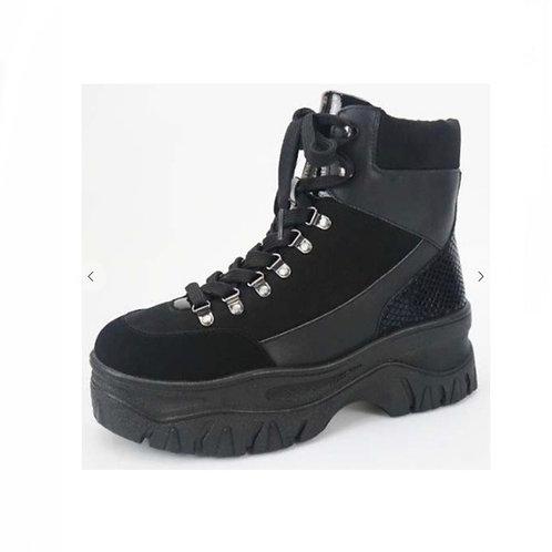 HUNTER BOOT BLACK