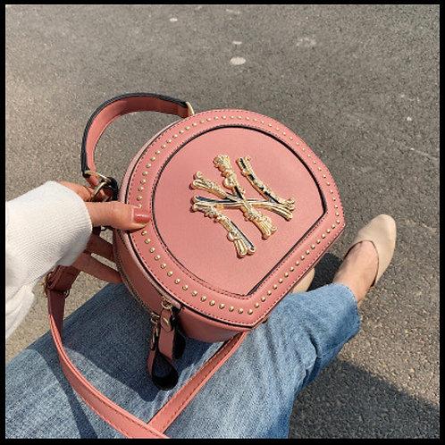Pink NY purse