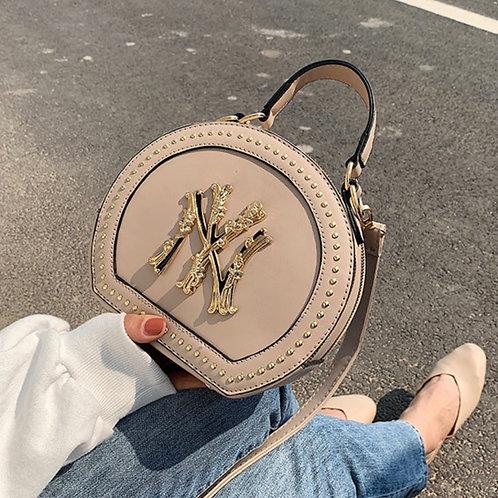 Taupe NY purse