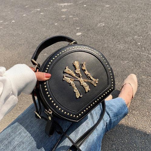 Black NY purse