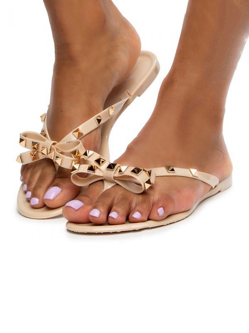 Bow tie sandal