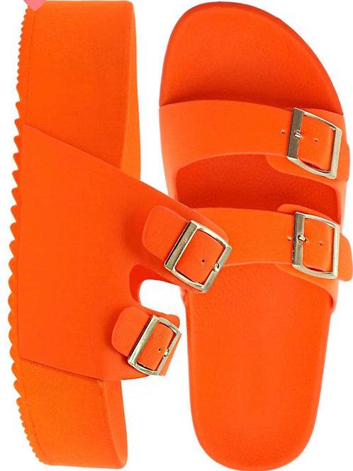 HIGH STEPPER - orange