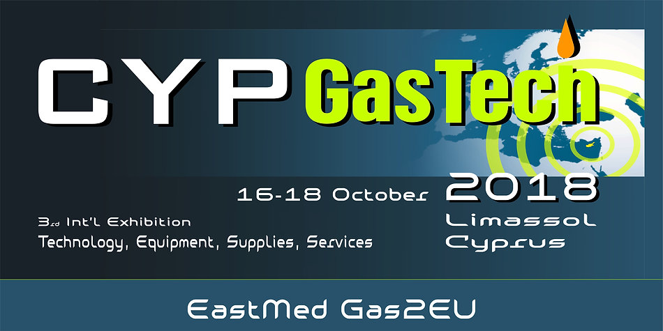 CYPGasTech 2020 I Cyprus Oil & Gas Exhibition & Conference