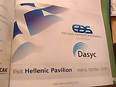 EUROSATORY 2016,Hellenic Pavilion,Zomidea,Hellenic Defence Systems,Dasyc
