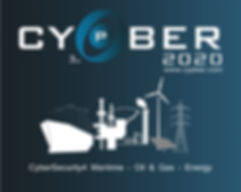 CYpBER 2020, CyberSecurity4 Maritime_Oil & Gas_Energy Int'l Conference, EastMed, #cypbr2020, #Cs4moge