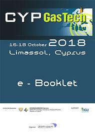 CYPGasTech  2018 e-Booklet, Cyprus Oil & Gas