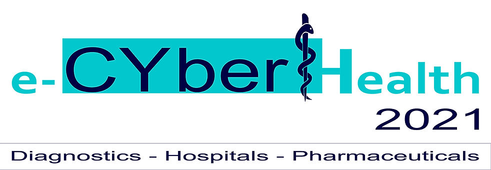 e-CYberHealth 2021 Cyprus, EastMed, CyberSecurity4 e-Health Int'l Conference, Diagnostics, Hospitals, Pharmaceuticals