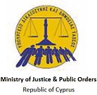 Ministry of Ustice & Public Orders, Cyprus