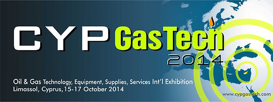 Oil & Gas Technology Equipment Supplies Services Exhibition in Cyprus