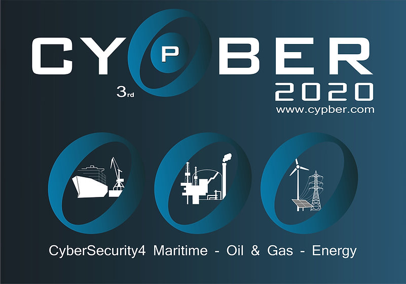 CYpBER 2020 Cyber Security Maritime Oil & Gas Energy Conference, Cyprus, EastMed, #cypber2020, #Cs4moge