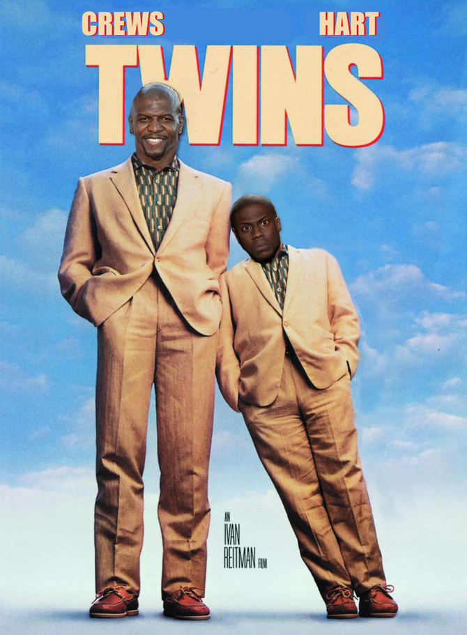 5 Films Terry Crews and Kevin Hart Should Buddy Up In (**UPDATED**)