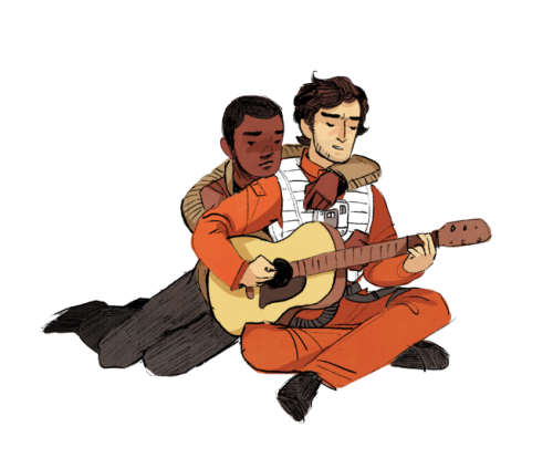 Star Wars: The Poe-Finn Relationship