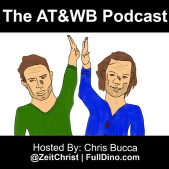 AT&WB Podcast - Episode 38 - WB&CW Network Dramas - Supernatural Pilot - Symmetry & Synergy