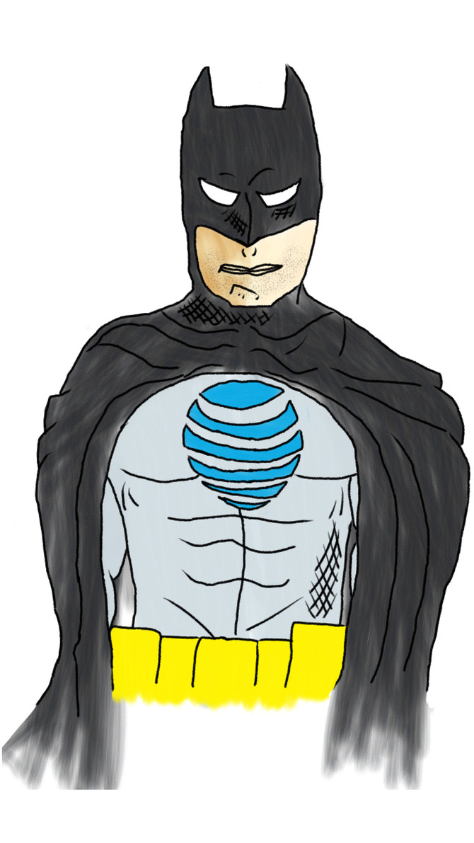 AT&WB - AT&T Buys Batman and Superman and Wonder Woman and Bugs Bunny