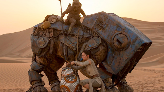 Did The Force Awakens Save Practical Effects From Extinction?