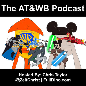 AT&WB Podcast - Episode 36 - Into The Steven Weber - Verse & The History Of The DC FanDome