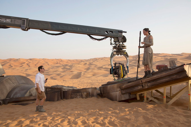 Nothing to Fear about JJ Abrams' Star Wars: Episode VII - The Force Awakens