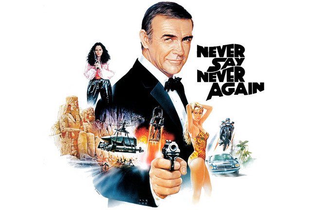 Never Say Never Again Could Become an Official James Bond Film with WB Deal