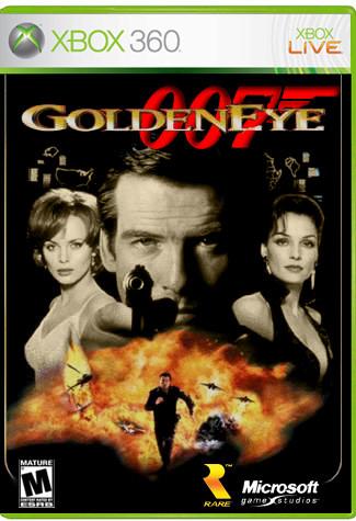 Box art - Goldeneye 007 for XBox 360