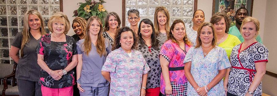 Huntsville Family Medicine Staff, Texas