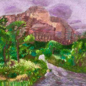 """""""Magnificent Mt. Zion"""""""