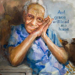 """""""And Grace Will Lead Me Home"""","""