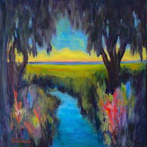 """Magical Marsh Morning"""