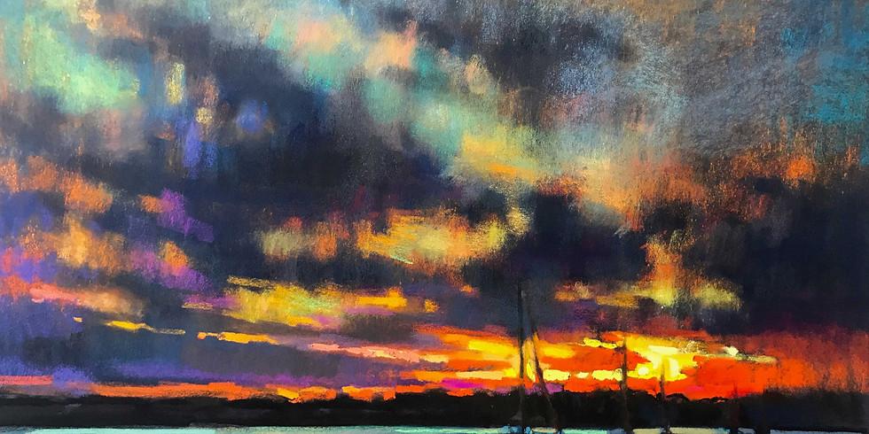 Susan Mayfield Workshop - Making Dynamic Pastel Landscapse