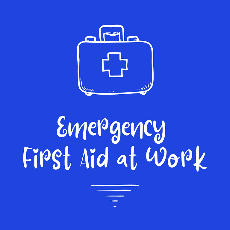 Emergency First Aid at Work (EFAW) at SO Coach on the 6th December