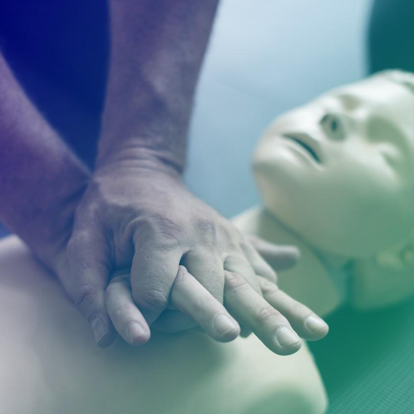 Emergency First Aid at Work (EFAW) Public Course