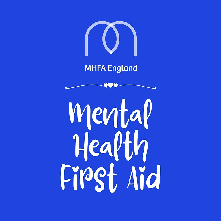 Mental Health First Aid Course at SO Coach on the 13th & 14th January