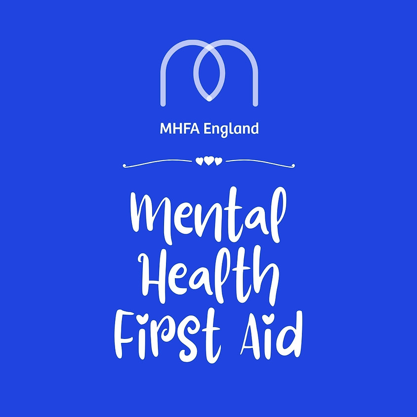 Mental Health First Aid Course at SO Coach on the 15th & 16th September