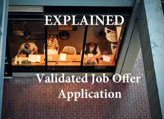 EXPLAINED: Validated Job Offer application