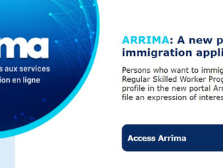ARRIMA: update on Quebec's new immigration system