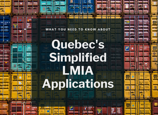 7 things to know about Quebec's simplified LMIA application