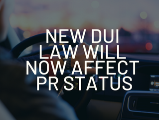 Do Permanent Residents face deportation after a DUI?