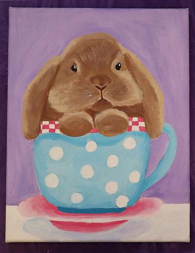 Tea Cup Bunny
