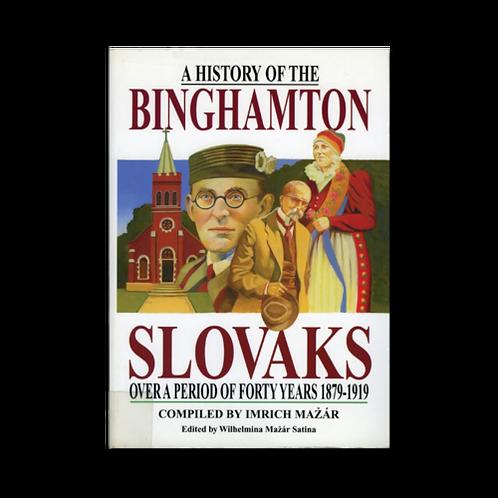 A History of the Binghamton Slovaks