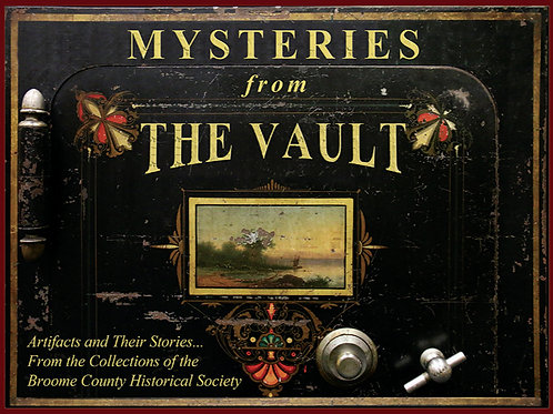 Mysteries From The Vault- Artifacts and their Stories