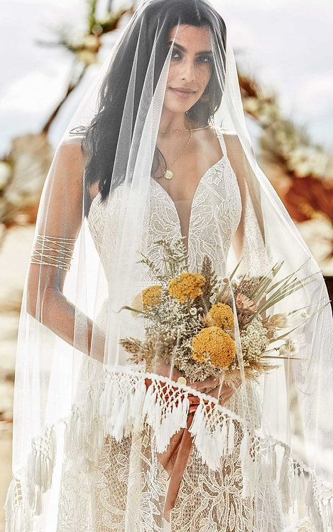 Lottie Veil All Who Wander Bridal Studio