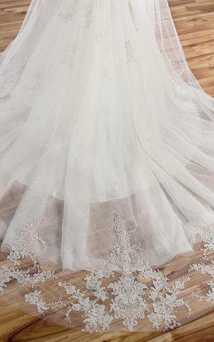 Astra Veil Essense Lace Silver