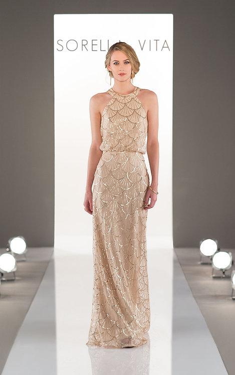 Stranraer Sorella Vita Bridal Studio Bridesmaid Nouveau Sequin