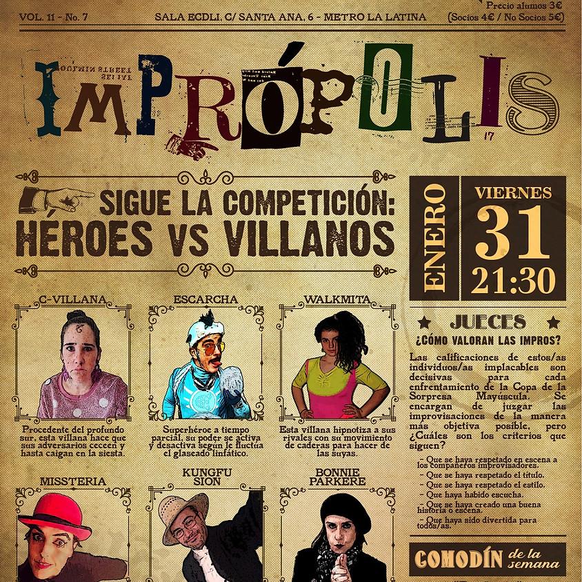 XI Torneo - Imprópolis