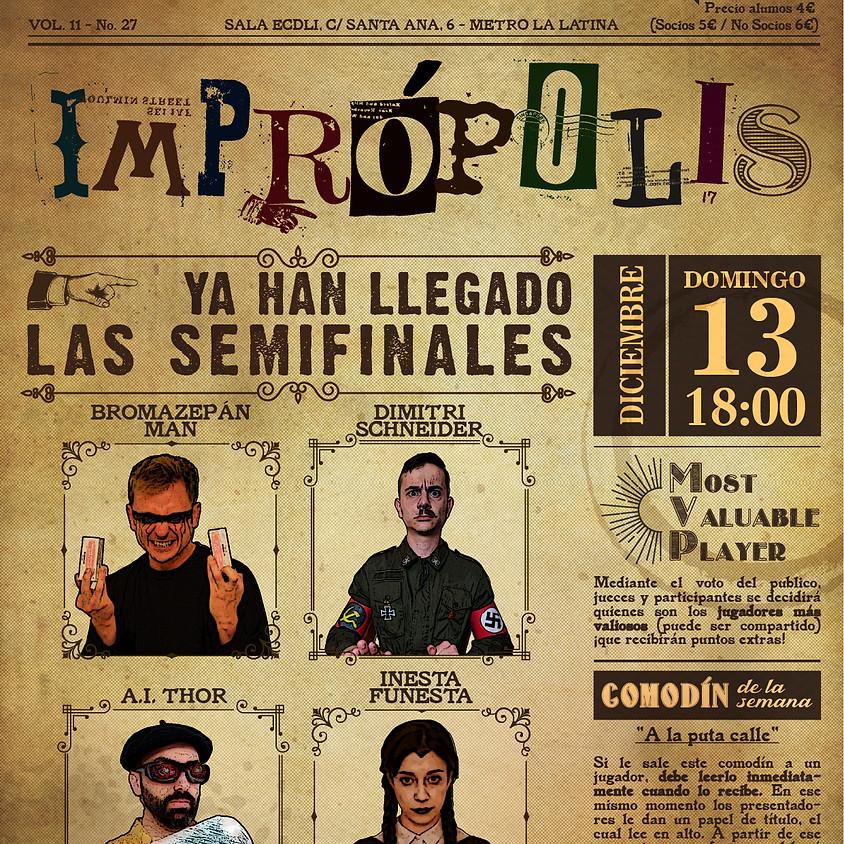 Torneo de Imprópolis - Semifinal 2