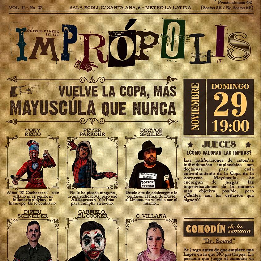 Torneo de Imprópolis - Reprise