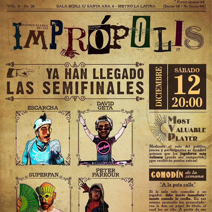 Torneo de Imprópolis - Semifinal 1